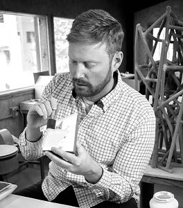 Wade MacDonald, assistant professor of art, ceramics