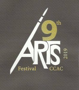 logo for 9th Chilton Co Arts Festival