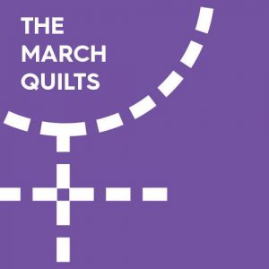 The March Quilts logo