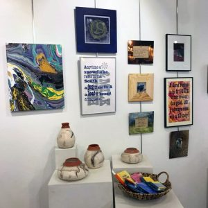 Gordo's Crossroads Arts Alliance at the Kentuck Gallery in Northport