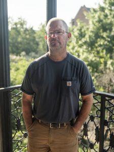 Photo of Craig Wedderspoon by Allison Grant.