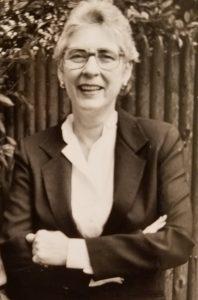 "Photo of alumna Dr. Elizabeth C. ""Betty"" Mitchell Walter"