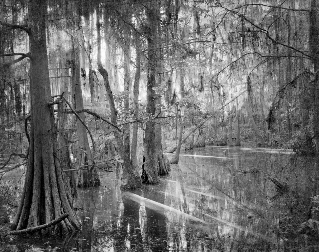"Christopher Jordan, ""Spacious Light,"" archival pigment print"