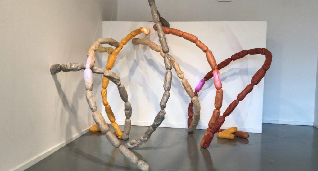 sculpture by Sara Garden Armstrong