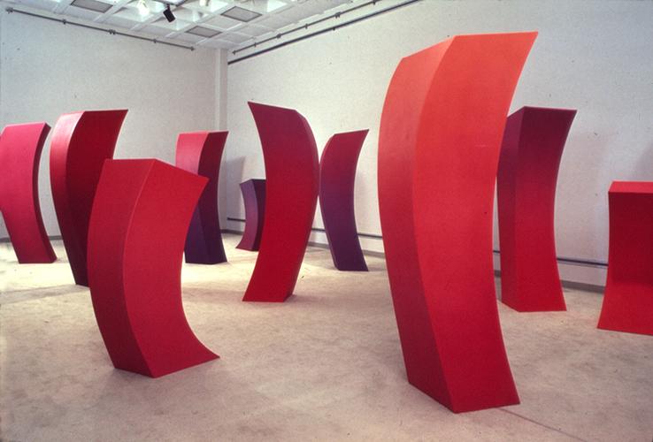 Sculptures by Sara Garden Armstrong