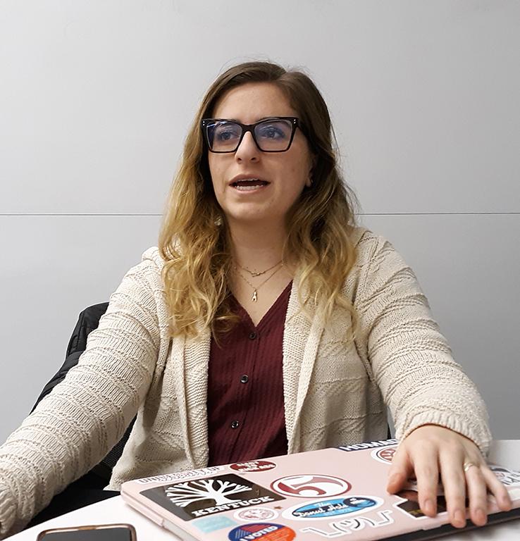 Nadia DelMedico