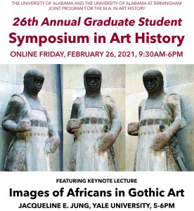 poster for art history symposium