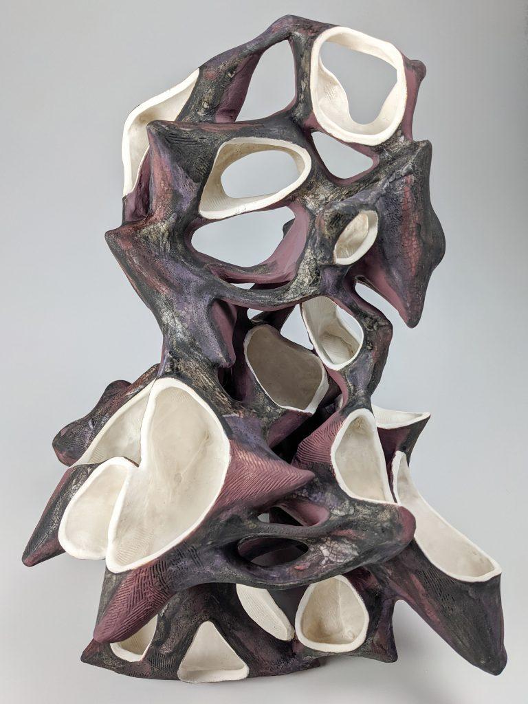 sculpture by Kelsey Meadows